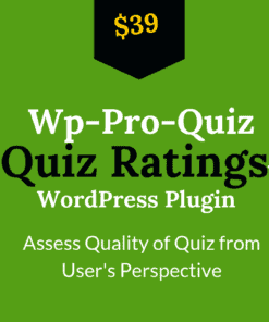 wp-pro-quiz quiz rating plugin