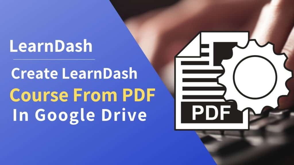 learndash course pdf