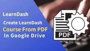 learndash course pdf