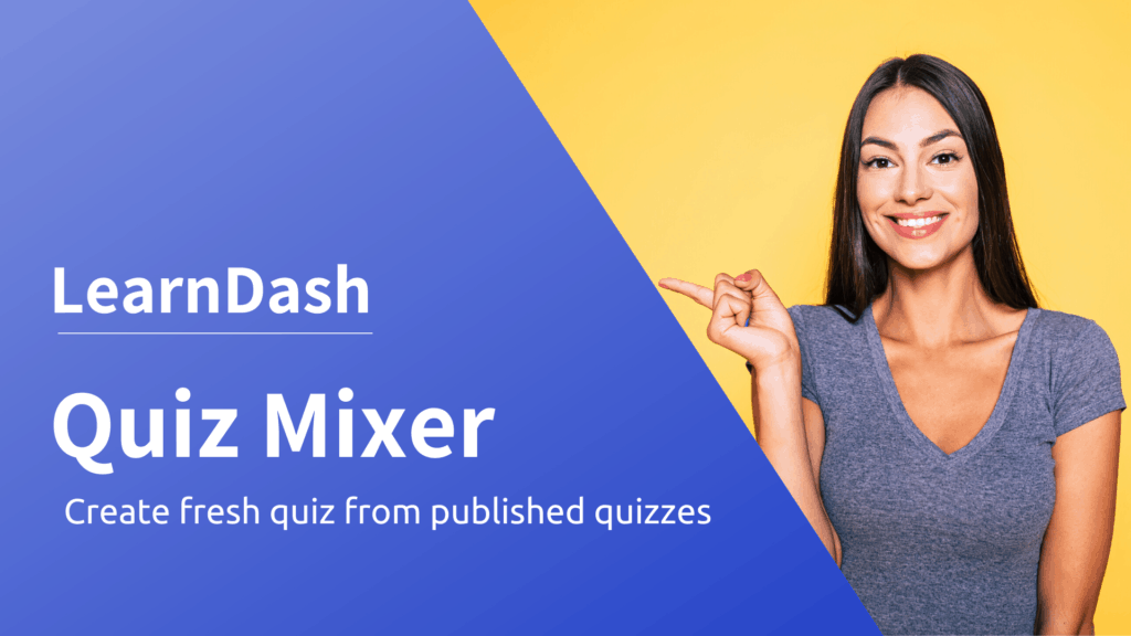 learndash quiz mix