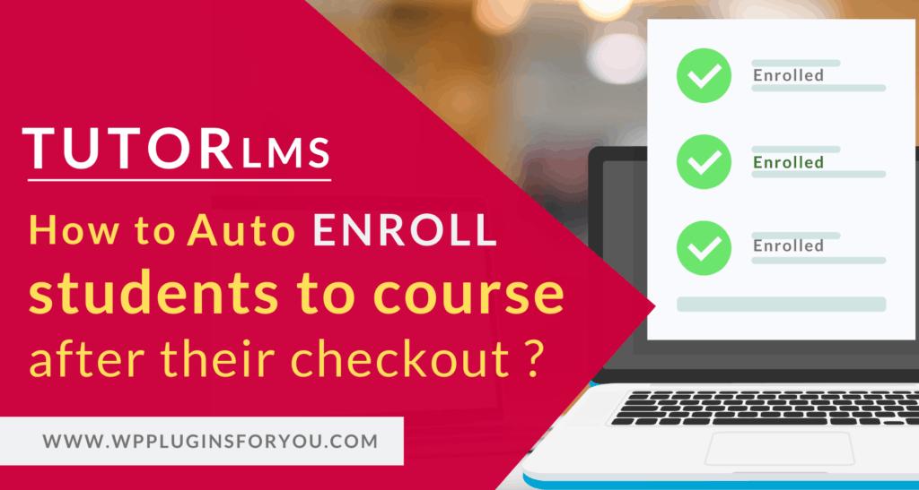 tutor lms tutorial