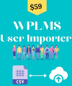 wplms user importer