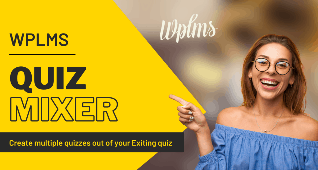 wplms quiz mixer plugin